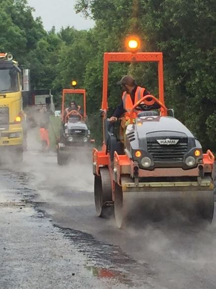 tarmac repairs and renewals